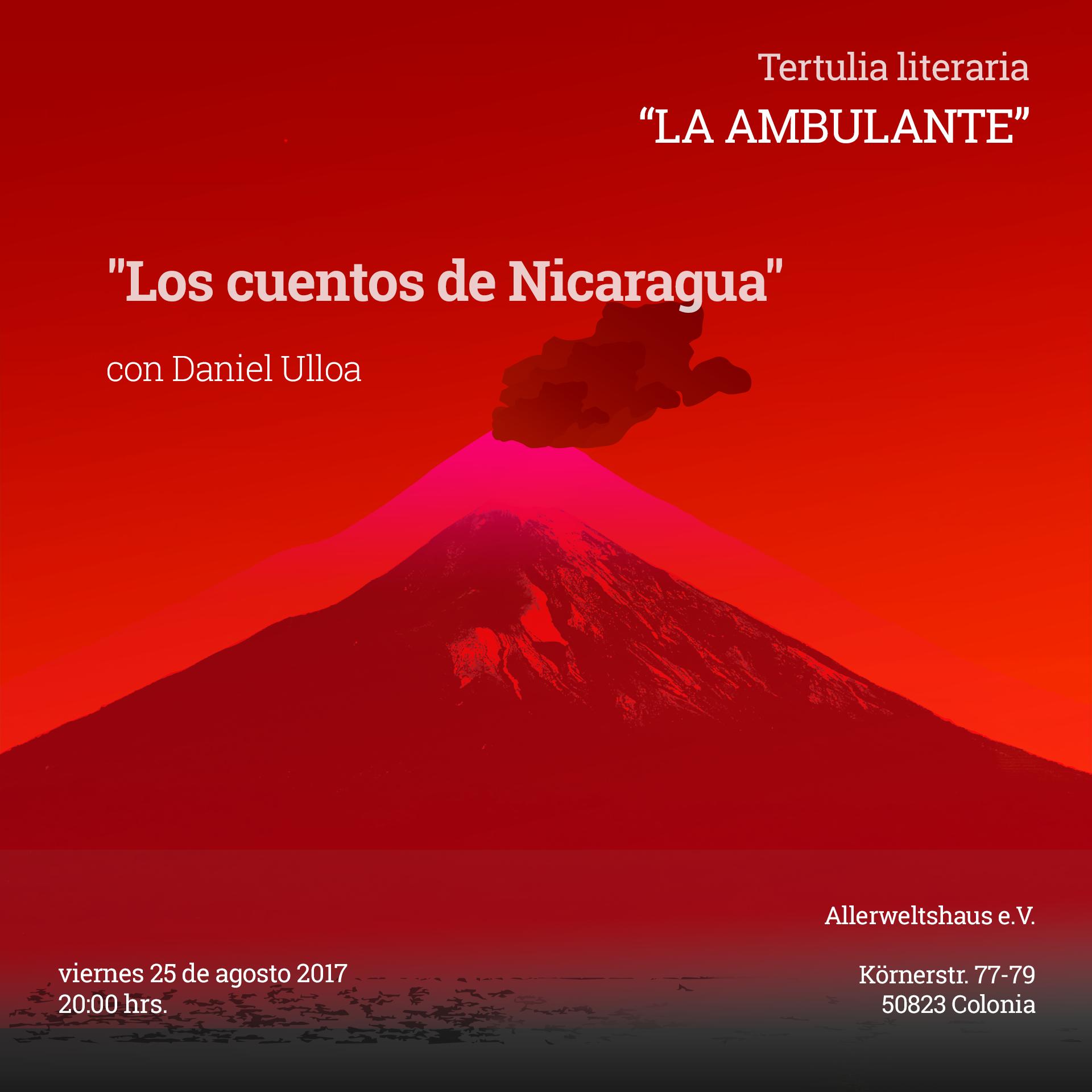 Tertulia Literaria 08-2107